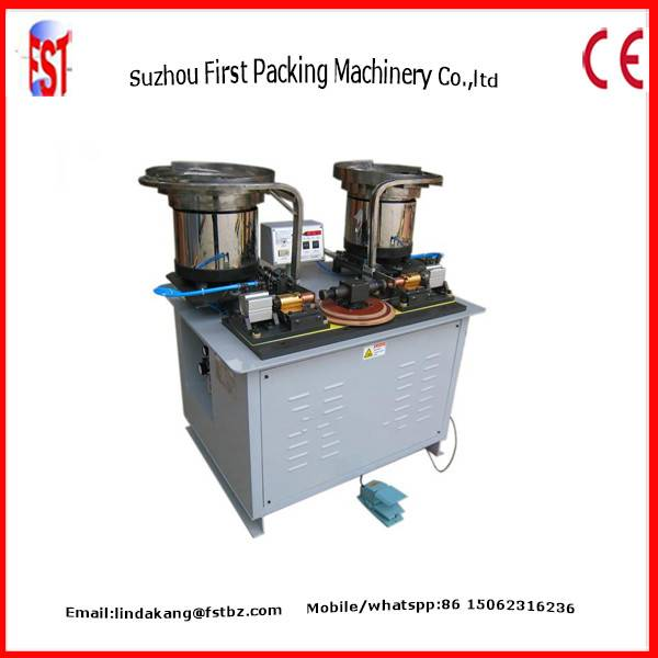 Automatic Can Earlug Spot Welding Machine