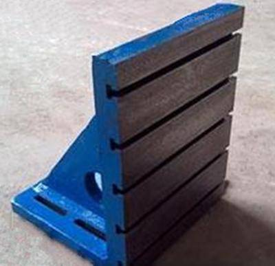 Machining Parts Cast Iron T-Slotted bending Plate