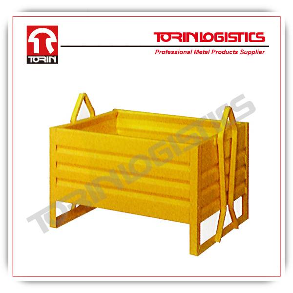 Corrugated steel container SWK5003