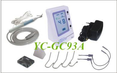 root canal apex finder and pulp vital measurment