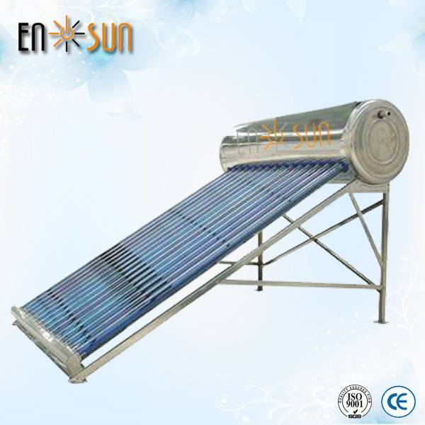 Integrate low pressure solar water heater stainless steel for bathing