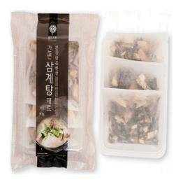 Convenience Products of Samgyetang