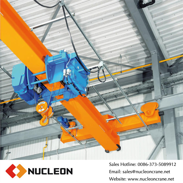 Nucleon brand 10 ton 16 ton overhead travelling crane price