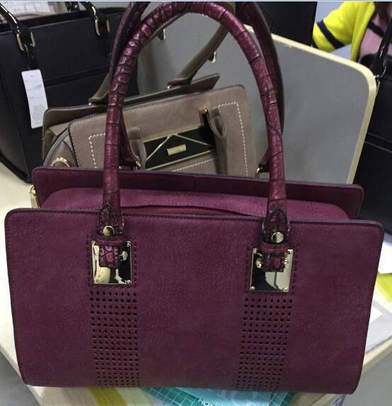 ELLA JONES Laser Cut Tote Bag