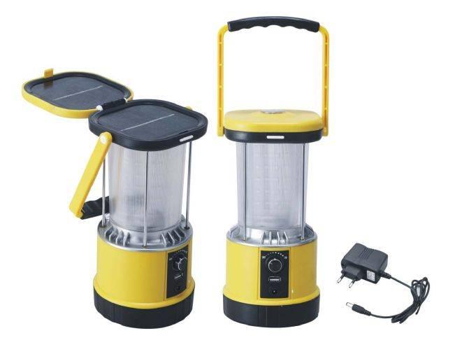 Solar lantern with 36pcs super bright LED