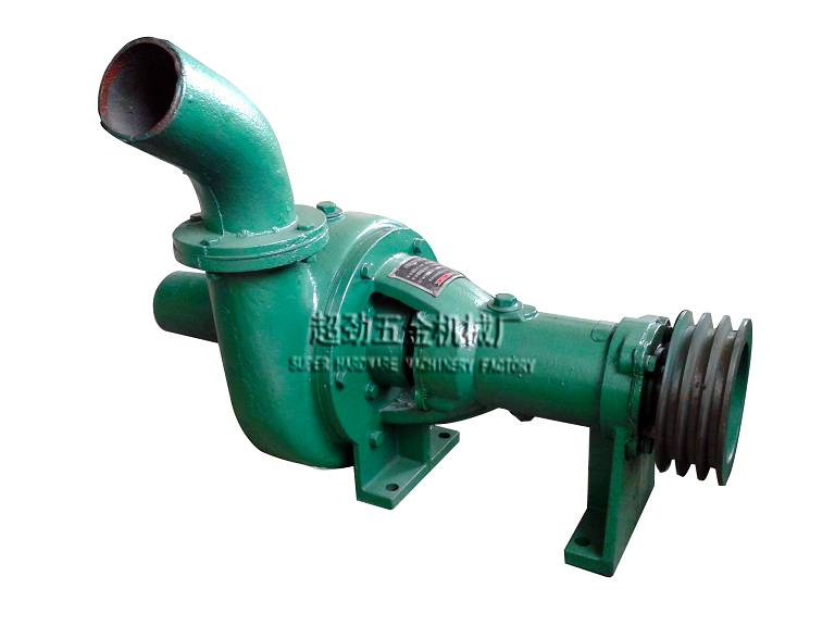 4 Inch Agricultural Horizontal Type Centrifugal Pump Sand Suction Pump 100B1 (Heavy Type)