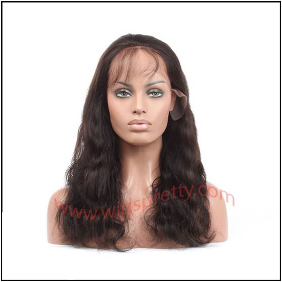 100% Indian Remy hair full lace wig