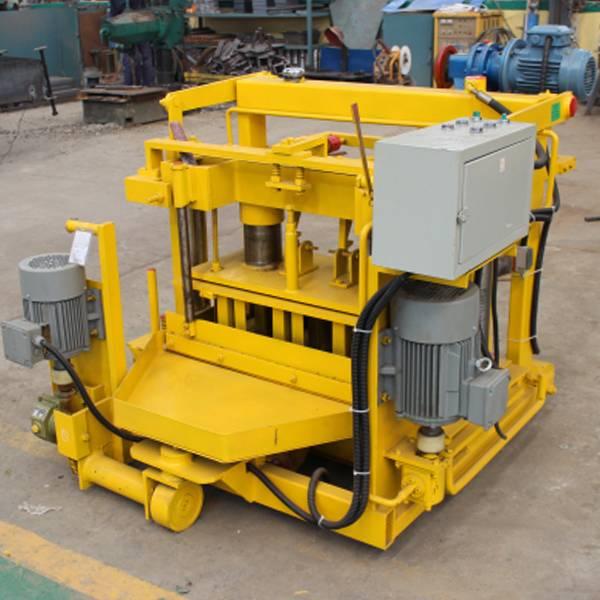 QT40-3 block machine