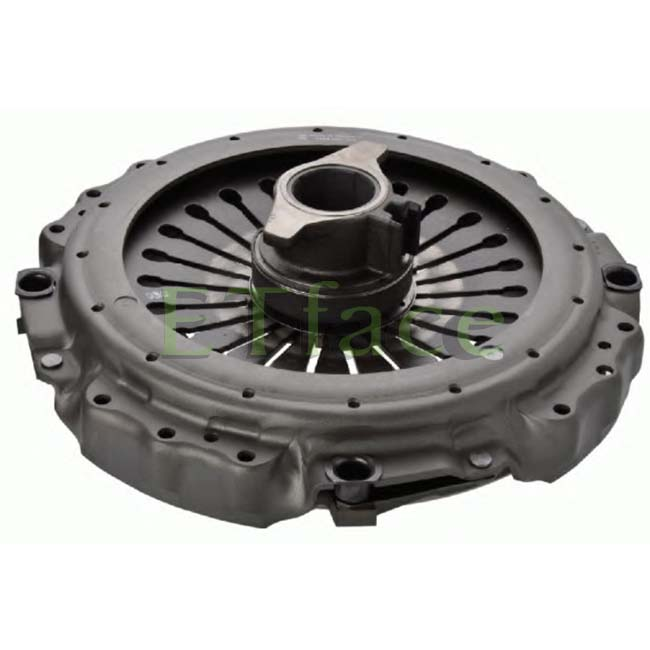 ETface Pressure Plate Clutch Kit Cover Assembly 3483 020 036 For SCANIA