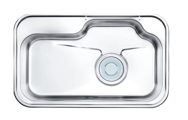 STAINLESS STEEL KITCHEN SINK (KSD 840)