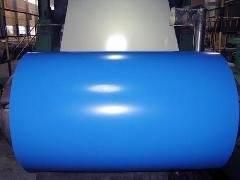 prepainted galvanised steel