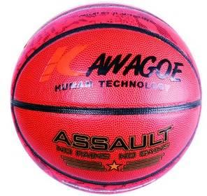 Laminated Official Match Pu/pvc Basketball