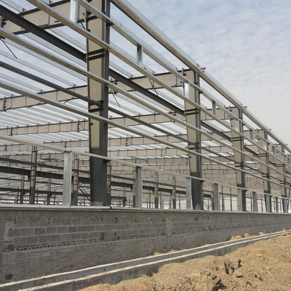 steel structure project installation-Nanyang xinxing steel structure