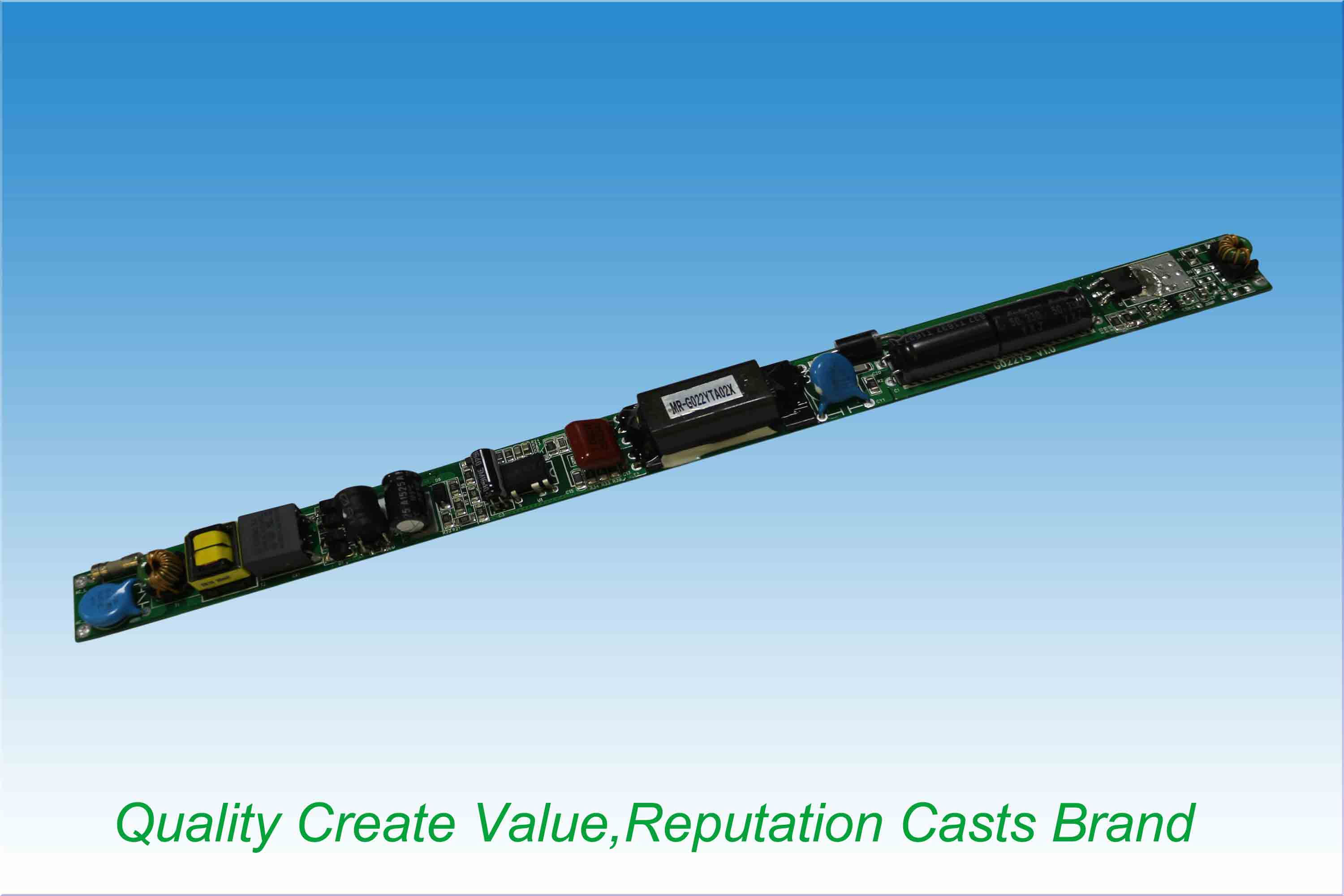 22W LED Tube Driver Non-isolated