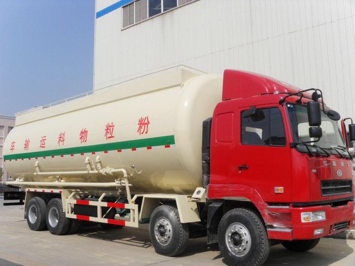DTA Bulk Cement truck