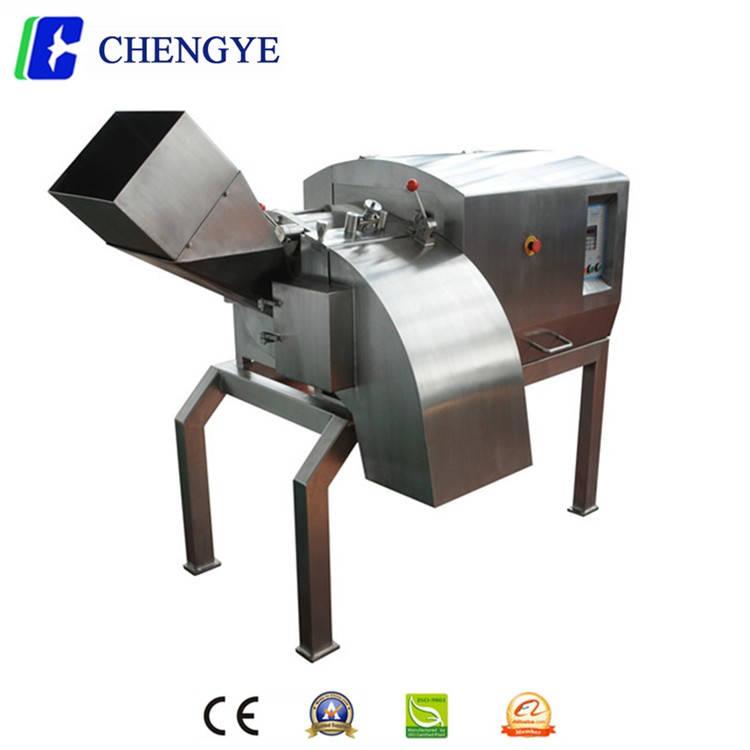 CE Approved High Efficiency Commercial Meat Mutton Beef Slice Cutter Shred Cutting Machine