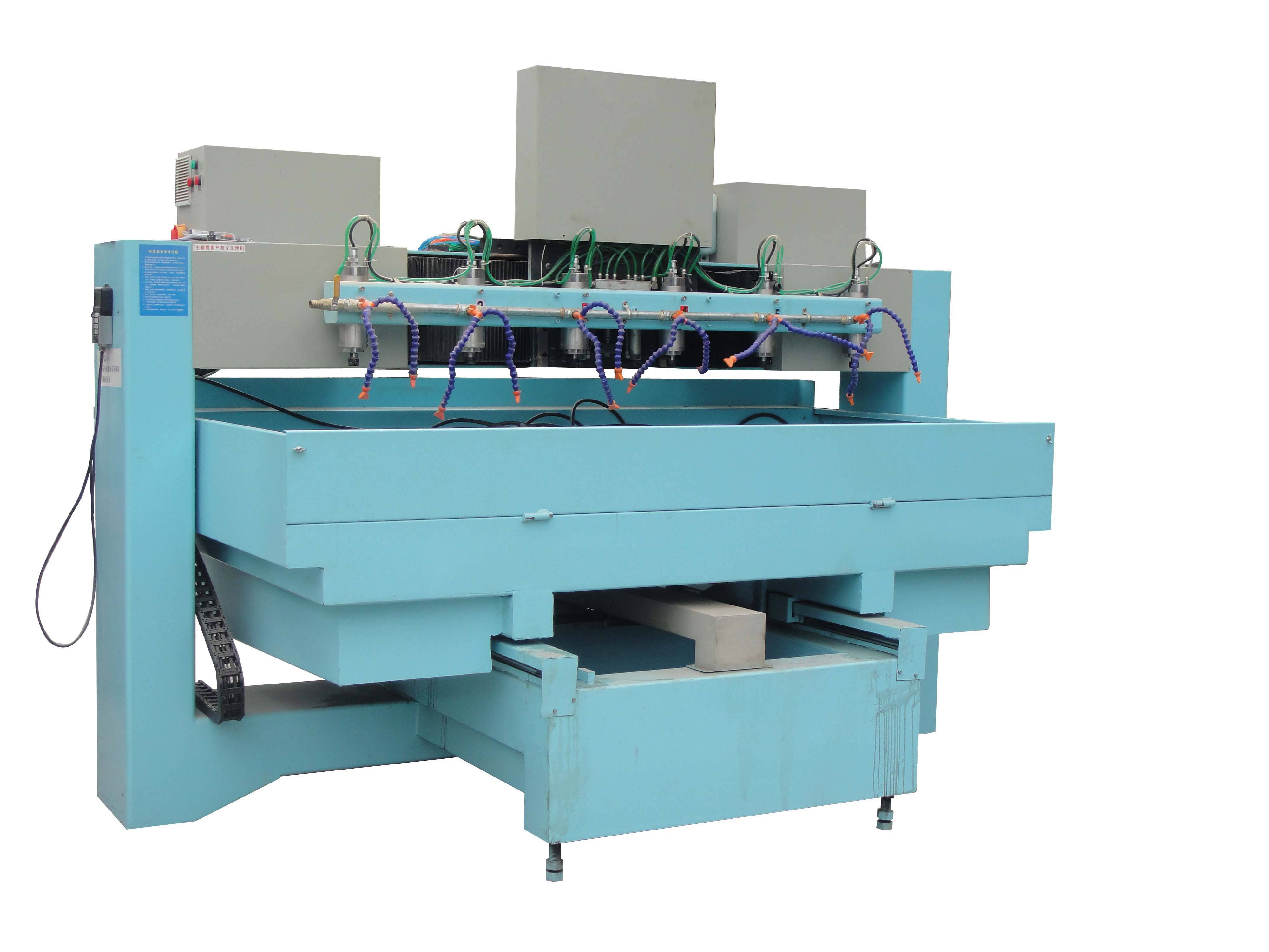 3D 4 axis CNC Router with Rotary axis