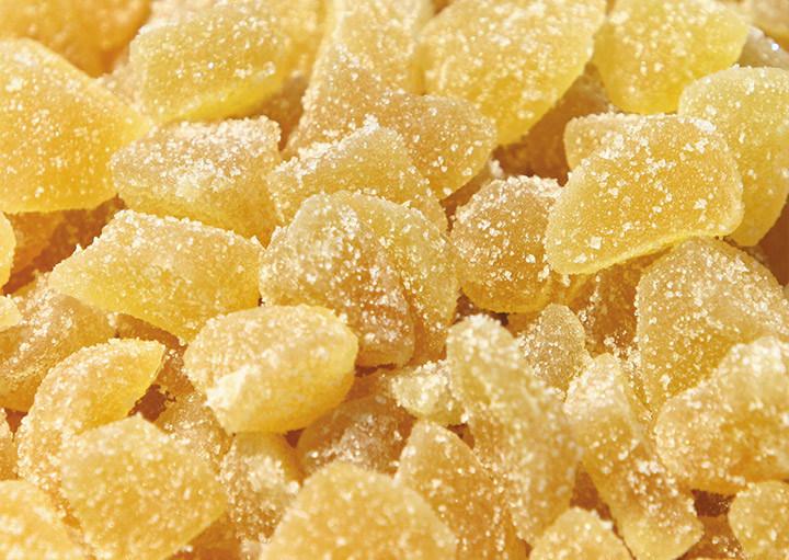 Crystallized Ginger Chunks