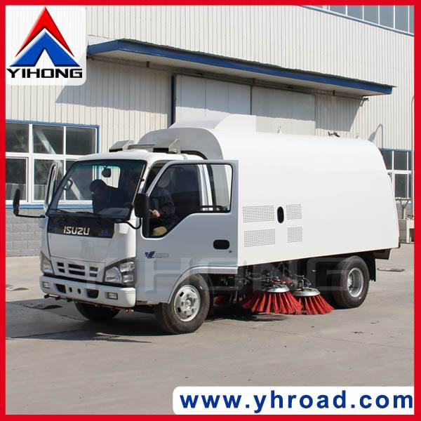 YHQS5050B Road Cleaning Truck