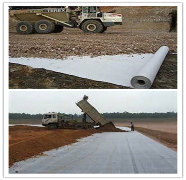 landscaping geotextile