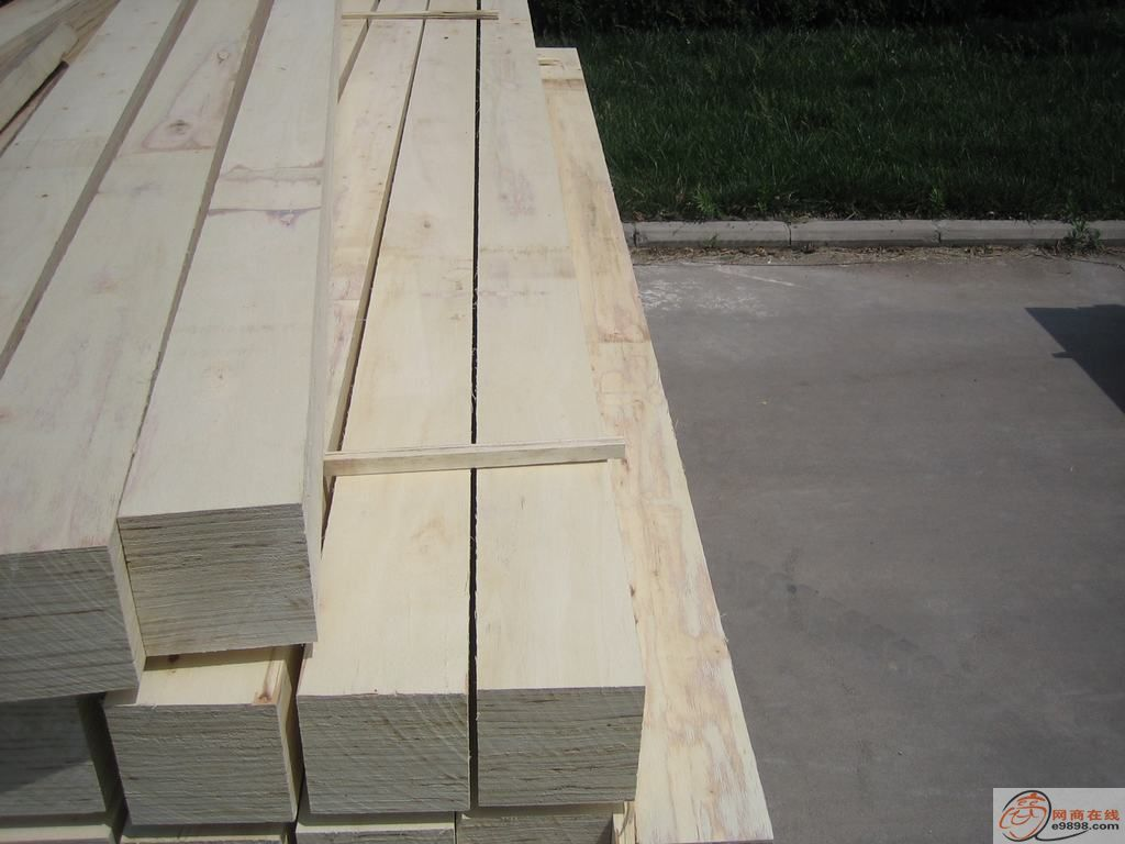 Poplar Core Packing LVL for wood pallet