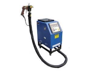 Vertical Insulating Glass Line -- hot melt extruder machine