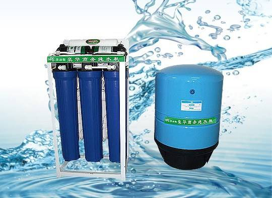 commecial RO water purifier HPS-RO400-527
