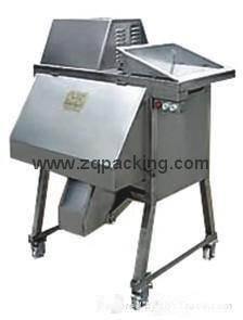 vegetable cutter , shredding machine