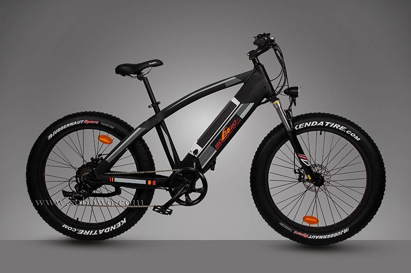 Sobowo Q7 fat tyre electric bicycle