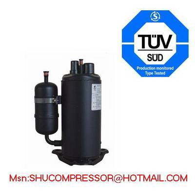 Hermetic Rotary compressor