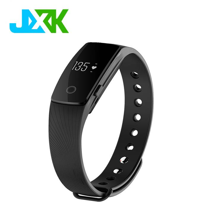 Newest Wearable Gadget blood pressure smart bracelet Waterproof bluetooth fitness tracker blood pres