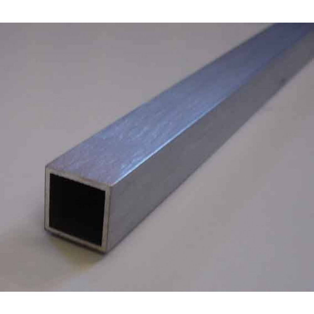 High quality aluminum square tube pipe