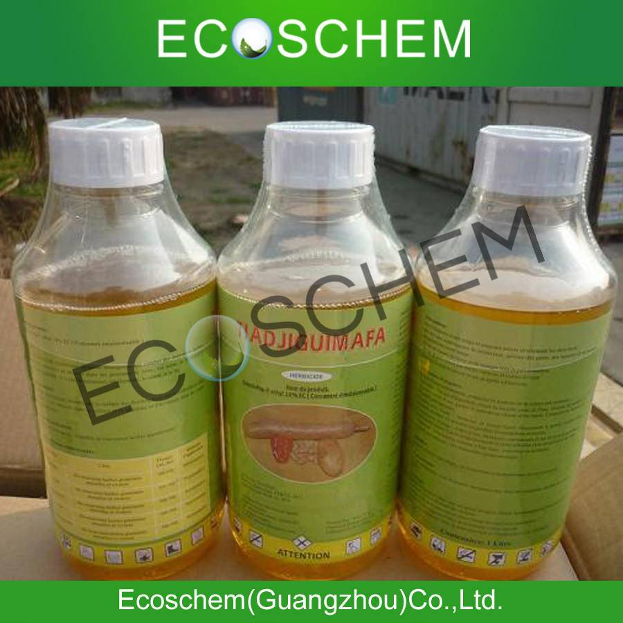 Herbicide manufacturer supply Quizalofop-P-ethyl 100g/l ec, 50g/l ec.