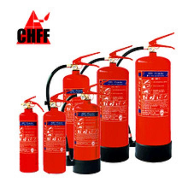 dry powder fire extinguisher (dot mode )