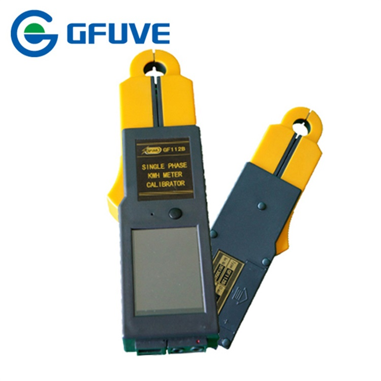 GF112B Single-Phase kWh Meter Calibrator