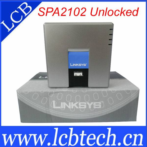 Unlocked Linksys SPA2102 NA