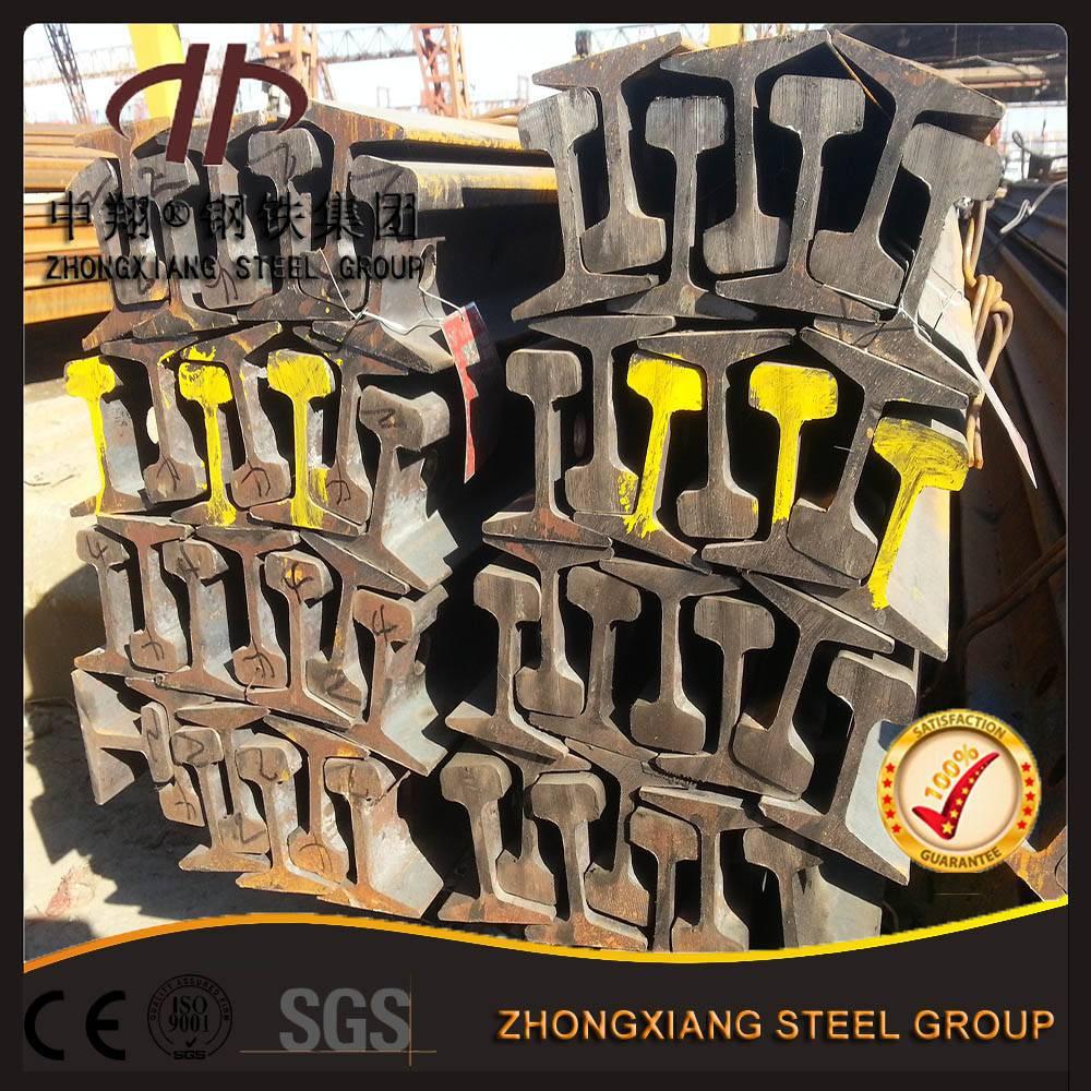 18kg/m mine use steel rails