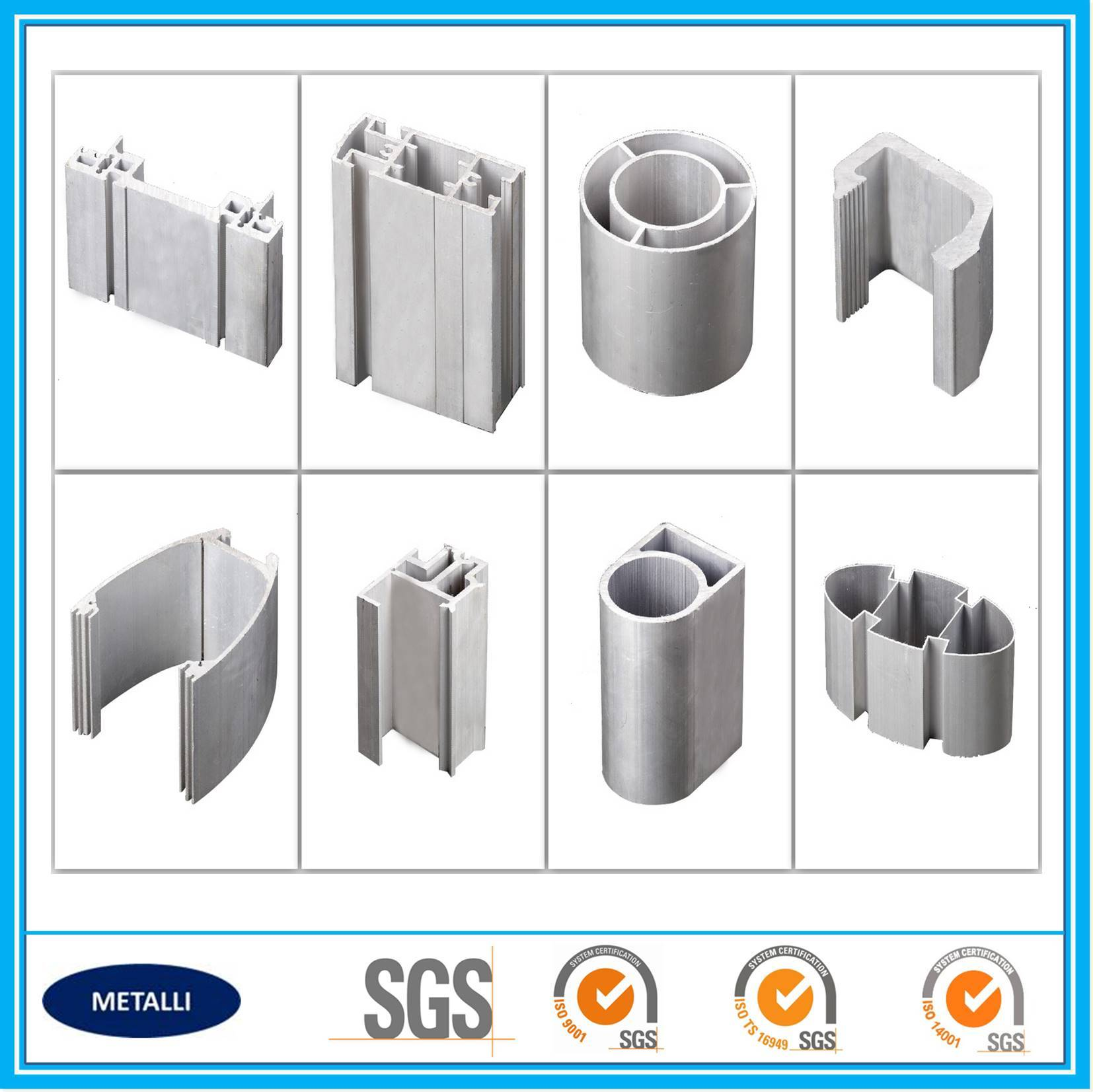 Hot sale aluminum profile