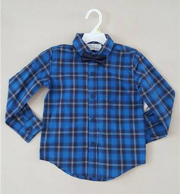 baby shirt boys shirt kids woven poplin shirt