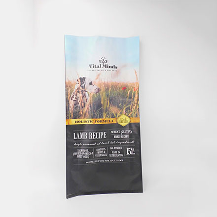 Environment Protection Biodegradable Pet Food Bag