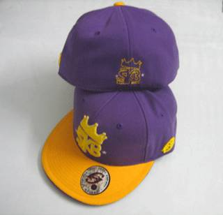 Custom 2 Tone Fitted Hats