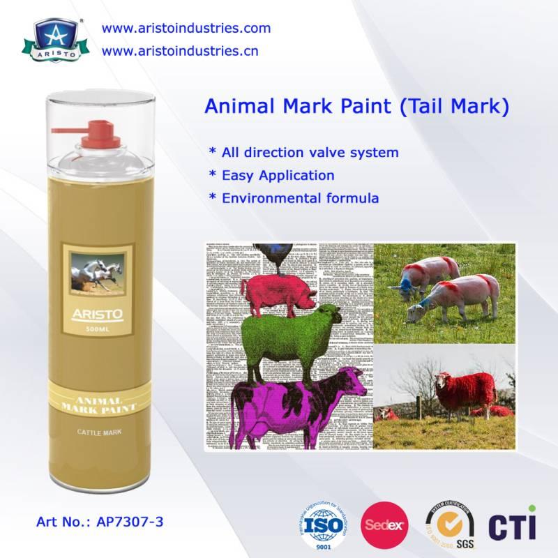 Aristo Animal Mark Spray Paint (Tail Paint)
