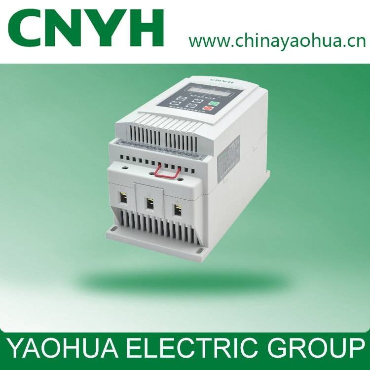 YHR5-30KW factory supply 30KW Digital Soft Starter