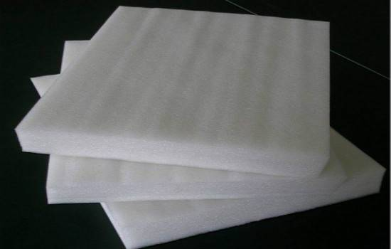 white epe foam sheet polyethylene foam packaging material