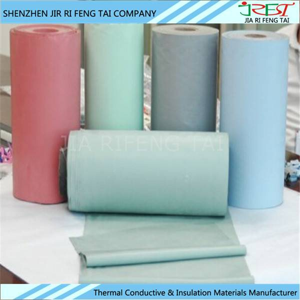 BM-K6 1.6W/mk  silicone thermal insulation sheet