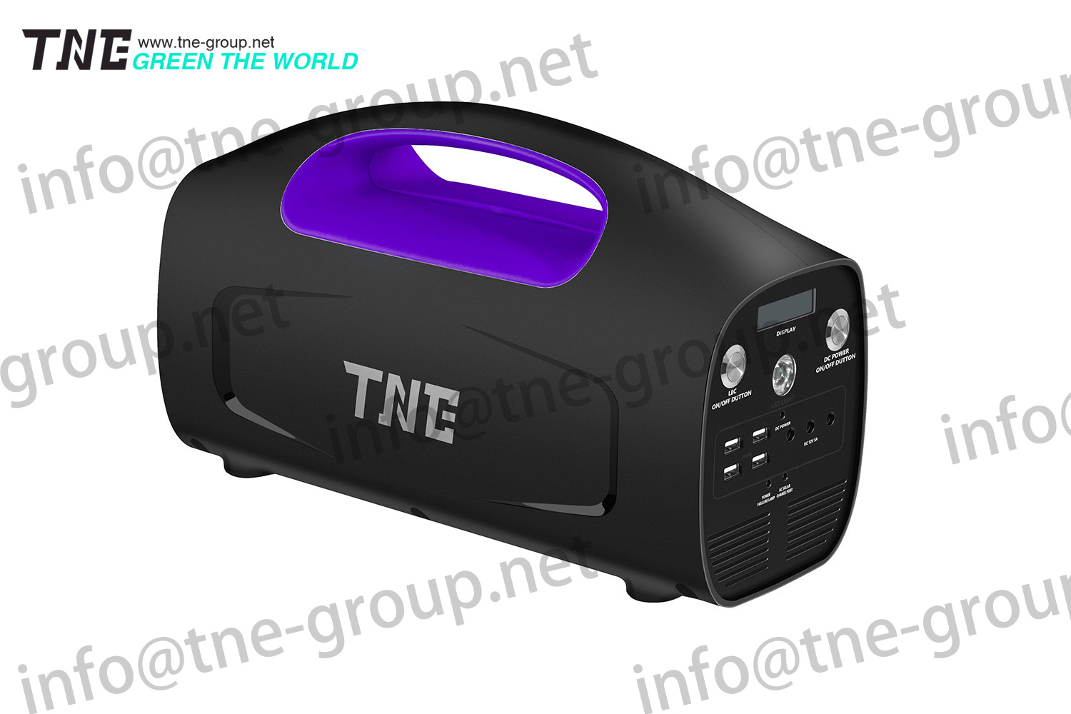 TNE outdoor Offline 500VA Power Portable ups for travel