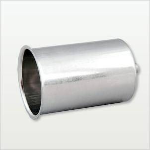 Flanging Aluminum Capacitor Can With Bolt
