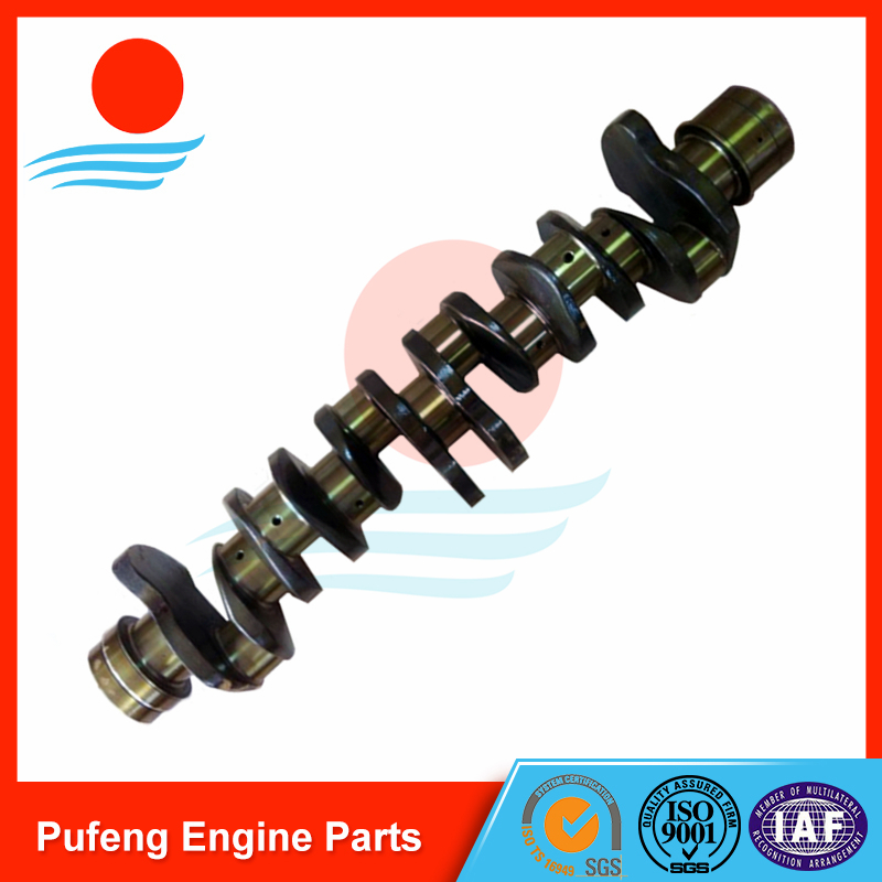 Isuzu 6HE1 Crankshaft 8-94395-025-0 for Engineering Machinery