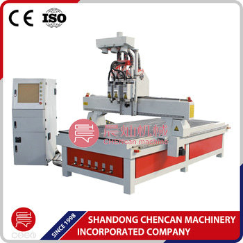 5x10 feet ATC Woodworking CNC Router CNC Cutting machine 1325 1530 2030 for door making