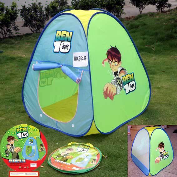 BEN10 kid's tent/outdoor tents/Camping tents/pop up tent